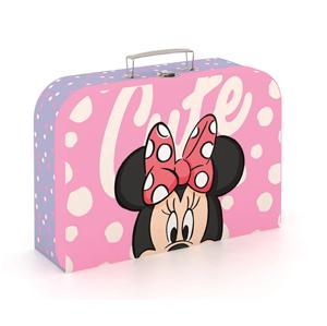 Dětský kufřík lamino 34 cm - Minnie 2020