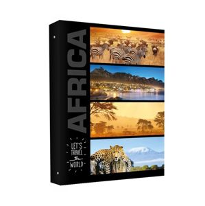 Karis blok A4 LET´S TRAVEL - Afrika