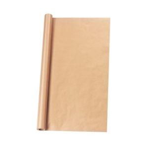 Balicí papír v roli, hnědý, 70 × 100 cm, 4 ks