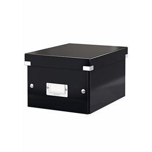 Leitz Click & Store Archivační krabice A5 - černá