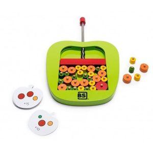Vybírání jablek - motorická hra