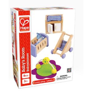 Baby pokojík - vybavení domečku