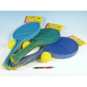 Soft tenis set