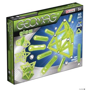 Geomag Glow 40 dílů