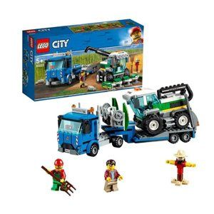 LEGO City Great Vehicles 60223 Kombajn