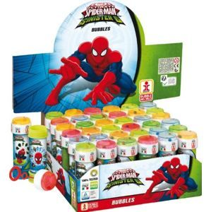 Bublifuk 60ml Spiderman 11,5cm, mix barev