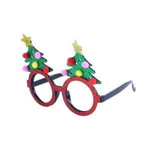 Vánoční brýle stromeček