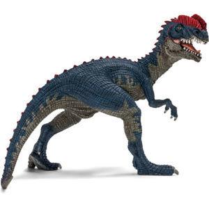 Schleich 14567 Prehistorické zvířátko - Dilophosaurus