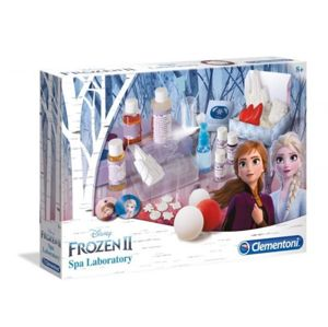 FROZEN 2 - SPA laboratoř