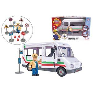 Požárník Sam Trevorův autobus 21 cm