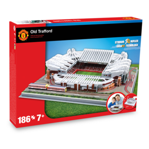 Puzzle 3D Nanostad: Old Trafford (Manchester United)