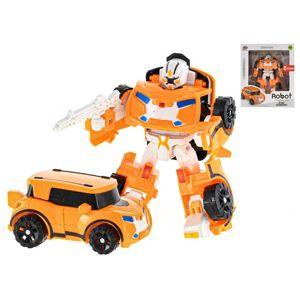 Auto/ robot 16cm v krabičce