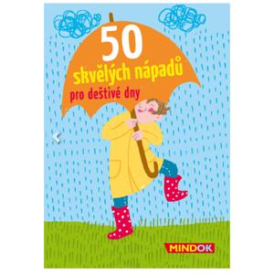 50 skvělých nápadů pro děštivé dny
