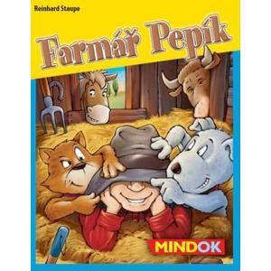 Farmář Pepík - Reinhard Staupe