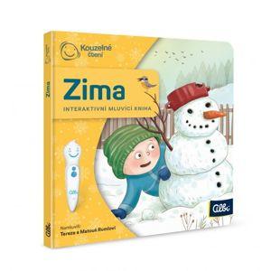 Kouzelné čtení - Minikniha - Zima