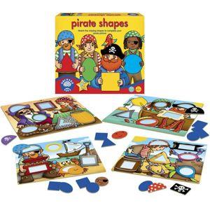 Učte se tvary s piráty
