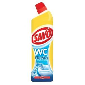 Savo WC 3 v 1 - oceán 750 ml