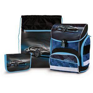 Školní set Stil - Super Car (aktovka + penál + sáček)
