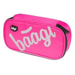BAAGL Školní pouzdro - Pink