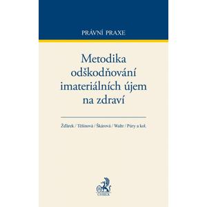 Metodika odškodňování i materiálních újem na zdraví - Milena Kolářová; Karla Kotková; Karel Moses