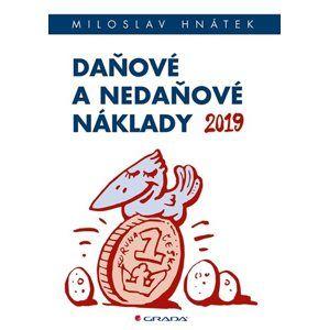 Daňové a nedaňové náklady 2019 - Hnátek Miloslav