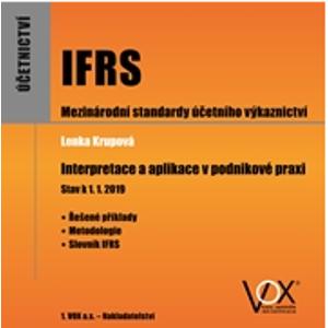 IFRS/Mezinárodní standardy účetního výkaznictví - Lenka Krupová