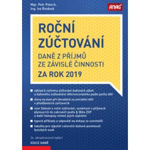 Roční zúčtování daně z příjmů ze závislé činnosti za rok 2019 -  Mgr. Petr Pelech, Ing. Iva Rindová
