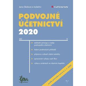 Podvojné účetnictví 2020 - Skálová Jana