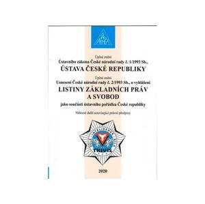 Ústava České republiky, 15. vydání k 1.7.2020 (1)