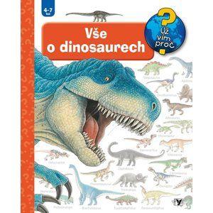 Vše o dinosaurech - Angela Weinhold