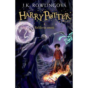 Harry Potter a relikvie smrti - J. K. Rowlingová