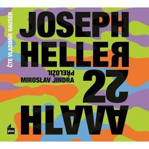 CD Hlava XXII - Joseph Heller