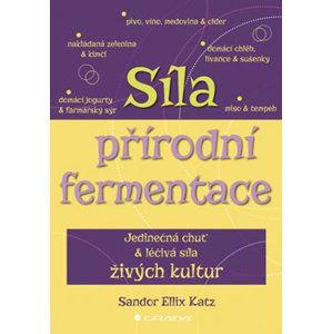 Síla přírodní fermentace - Sandor Ellix Katz