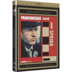 DVD Francouzská spojka - William Friedkin