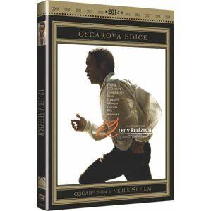 DVD 12 let v řetězech - Steve McQueen