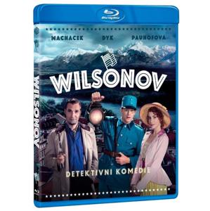Wilsonov Blu-ray - Tomáš Mašín