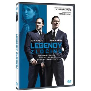 DVD Legendy zločinu - Brian Helgeland
