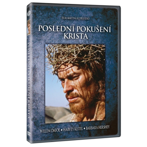DVD Poslední pokušení Krista - Martin Scorsese