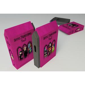 Hotel Transylvánie kolekce 2 DVD