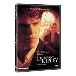DVD Talentovaný pan Ripley - Anthony Minghella