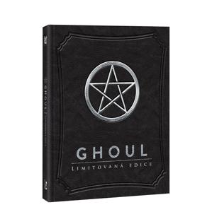 Ghoul Blu-ray ( 2D+3D ) - Petr Jákl ml.