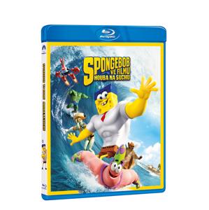 SpongeBob ve filmu: Houba na suchu Blu - ray - Paul Tibbitt