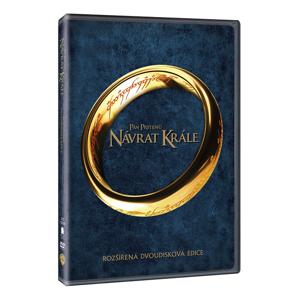 DVD Pán prstenů: Návrat krále - rozšířená dvoudisková edice - Peter Jackson