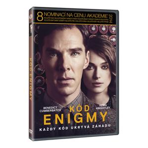 DVD Kód Enigmy - Morten Tyldum