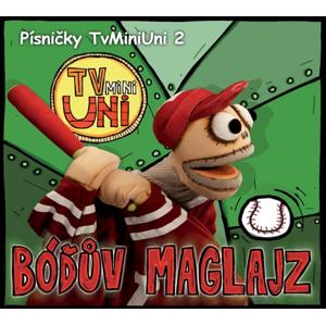 CD Písničky TvMiniUni 2: Bóďův maglajz - neuveden