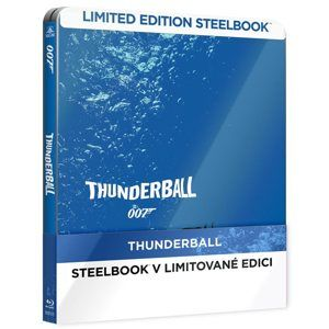 Thunderball Blu-ray - Terence Young