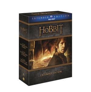Hobit kolekce 1.-3. - prodloužené verze Blu-ray