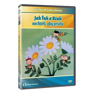 DVD Jak Ťuk a Bzuk nechtěli, aby pršelo - Jiří Trlica