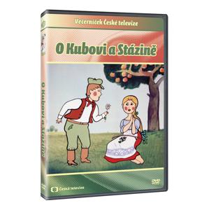 DVD O Kubovi a Stázině - Karel Trlica