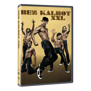 DVD Bez kalhot XXL - Gregory Jacobs